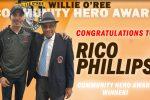 Congratulations Rico Phillips!