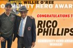 Congratulations Rico Phillips!